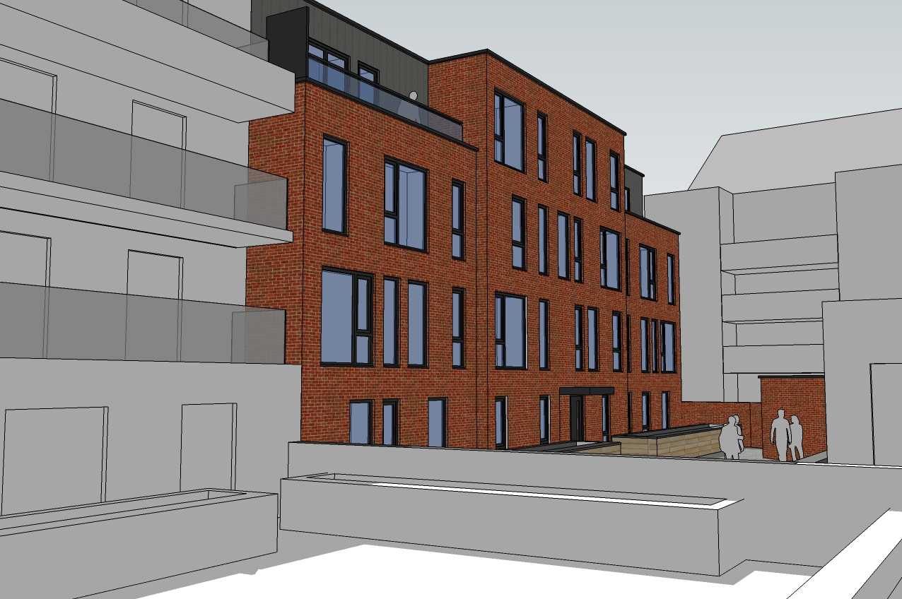 Permission secured for 55 Union Grove