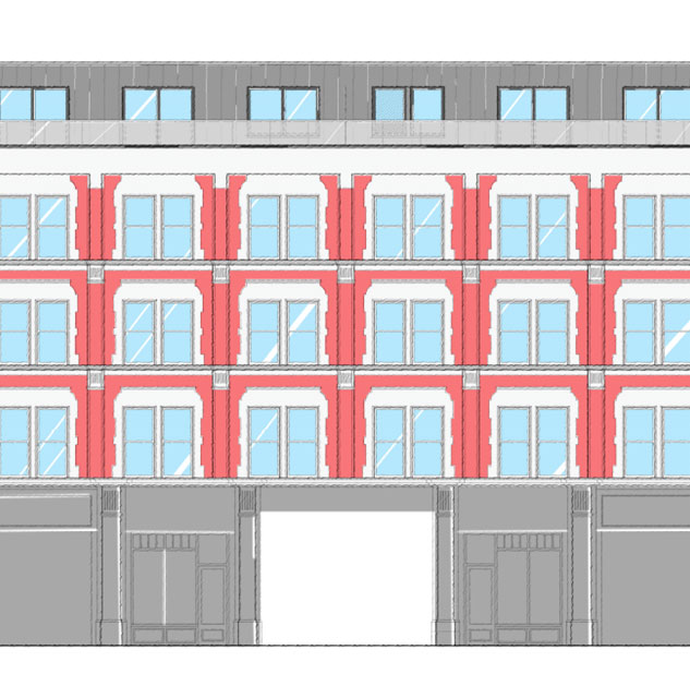 Lexadon secures approval for roof extension at Clifton Mansions